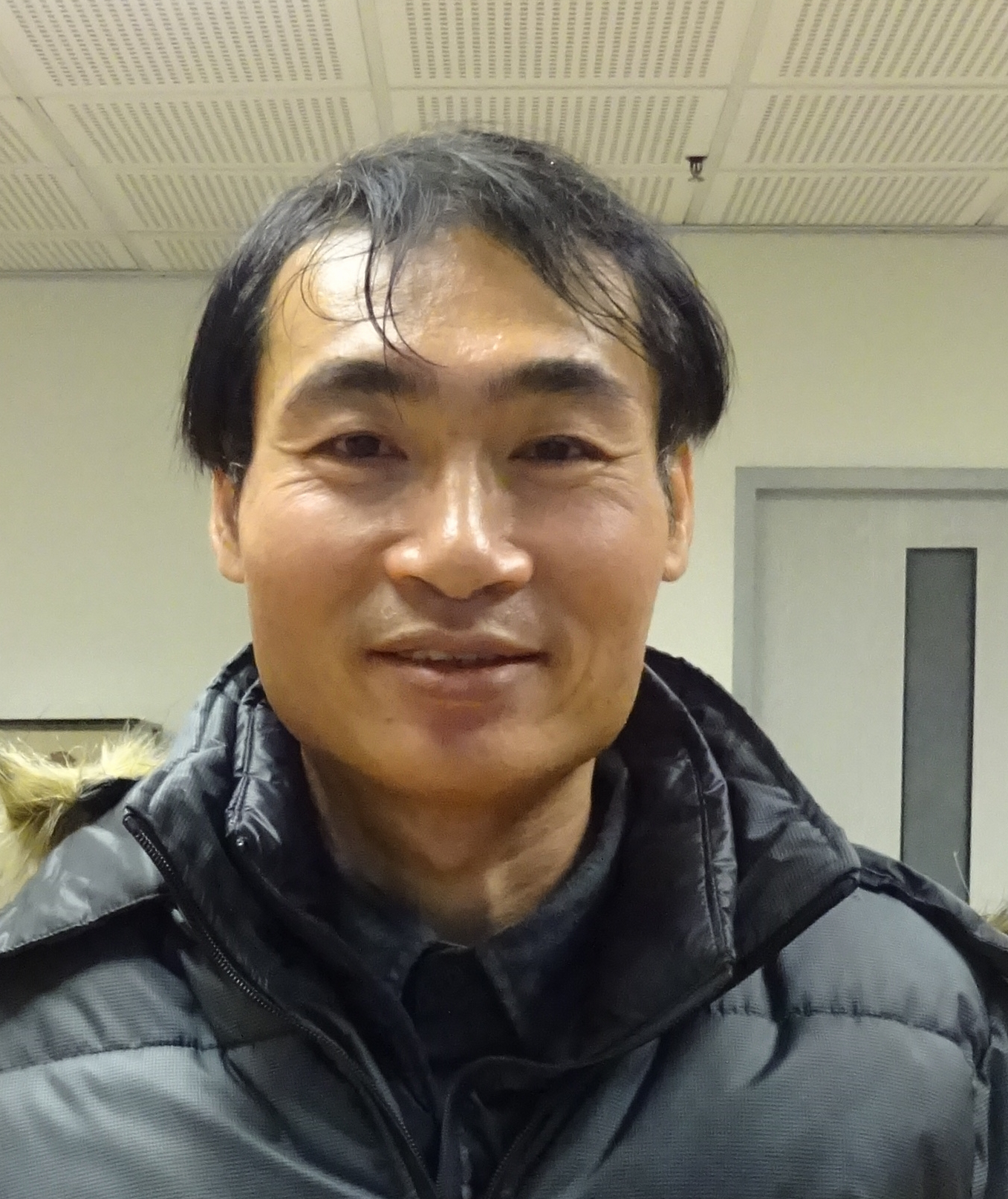高雄市政府 工務局建管處 李清芳 課長