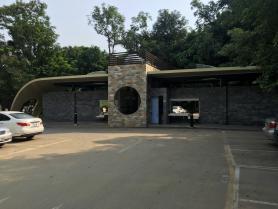 澄清湖風景區入口公廁新建工程
