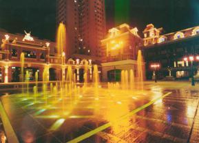 哈爾濱[宏景天地]藝術廣場