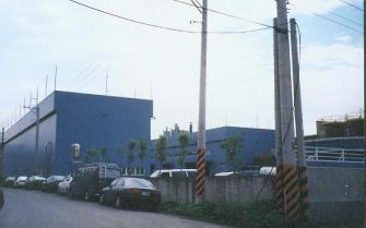 蓬萊環生科技公司廠房