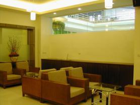 公教人力發展局中庭設計