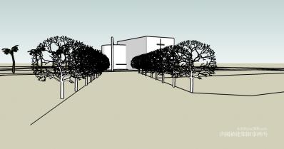 高雄縣教堂設計案