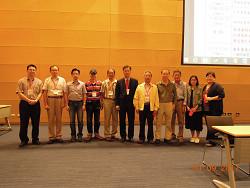 106年9月份會員座談會慶生(建材展)